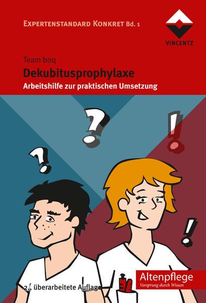 Dekubitusprophylaxe - Coverbild