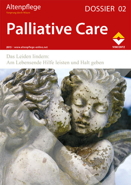 Altenpflege Dossier 02 - Palliative Care - Coverbild