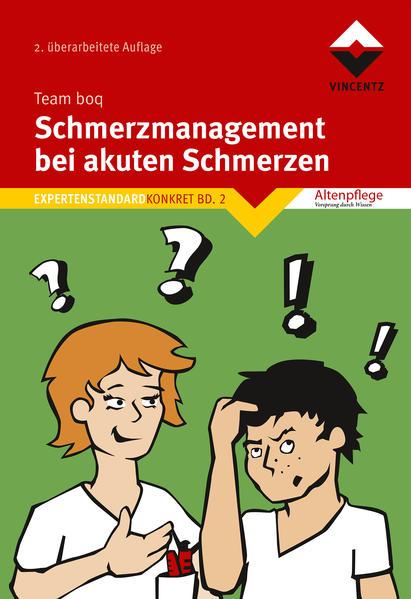 Schmerzmanagement bei akuten Schmerzen - Coverbild