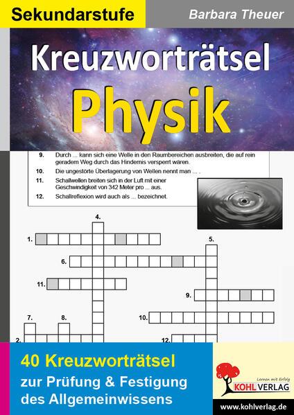 """""""Kreuzworträtsel Physik"""" - 978-3866321311 FB2 EPUB"""