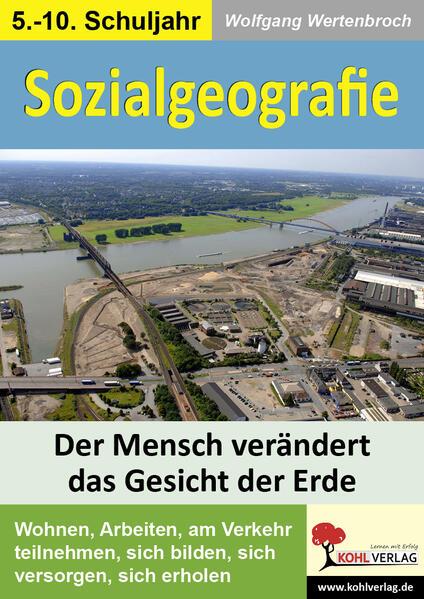 Sozialgeografie - Coverbild