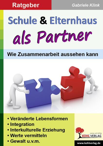 Schule & Elternhaus als Partner - Coverbild