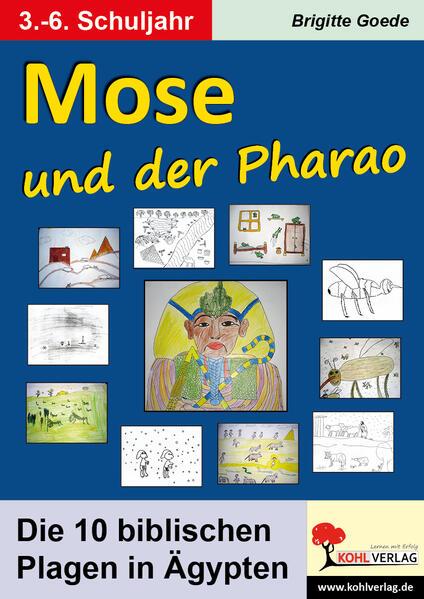 Mose und der Pharao - Coverbild