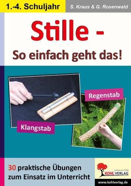 Stille - So einfach geht das! - Coverbild
