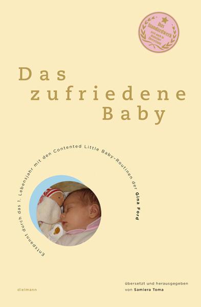 Das zufriedene Baby - Coverbild