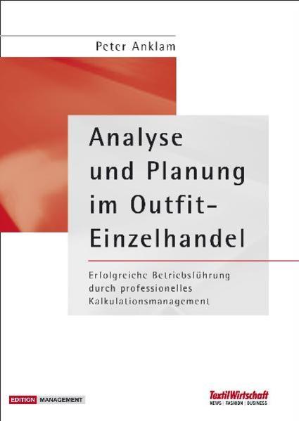 Analyse und Planung im Outfit-Einzelhandel - Coverbild