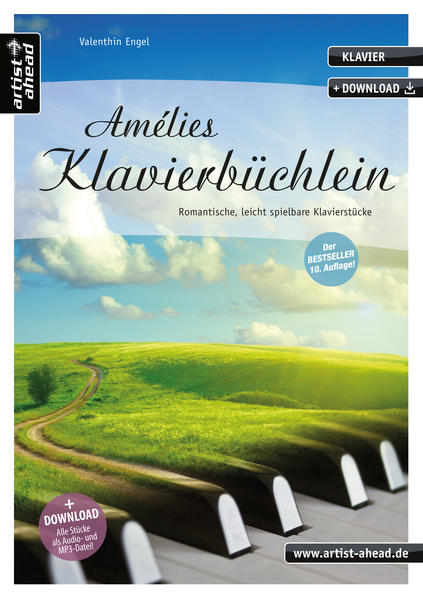 Kostenloser Download Amélies Klavierbüchlein Epub