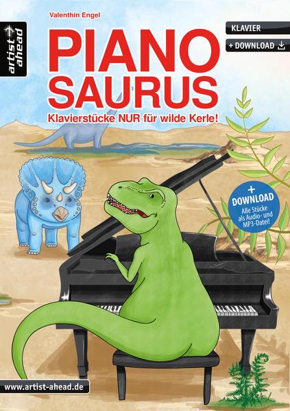 Pianosaurus - Coverbild