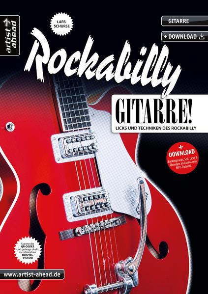 Rockabilly-Gitarre - Coverbild