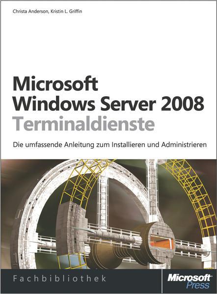 Microsoft Windows Server 2008 Terminaldienste - Coverbild