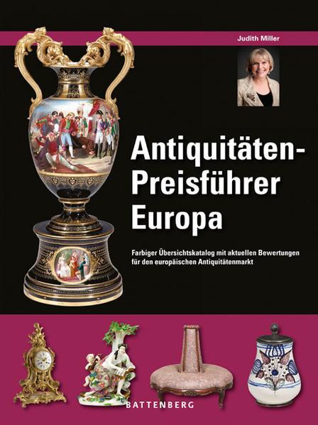Antiquitäten  Preisführer Europa - Coverbild