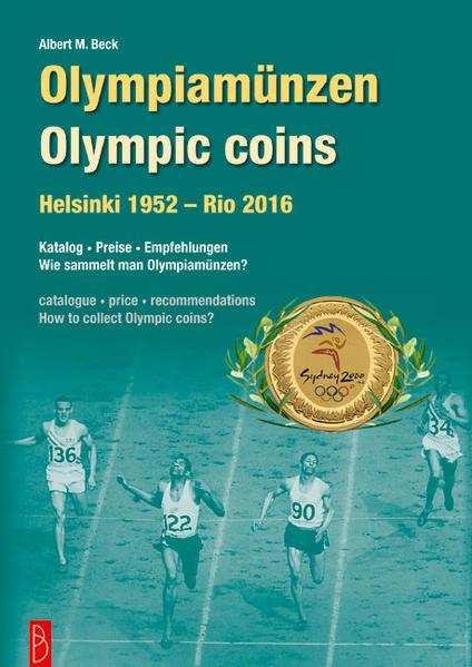 Olympiamünzen - Coverbild