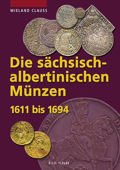 Die sächsisch-albertinischen Münzen - Coverbild