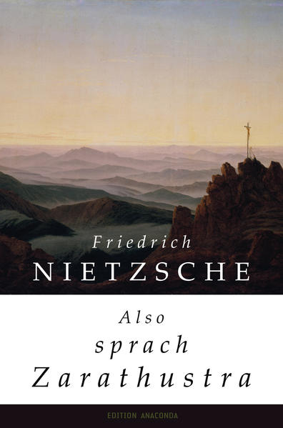 Also sprach Zarathustra (Edition Anaconda) - Coverbild