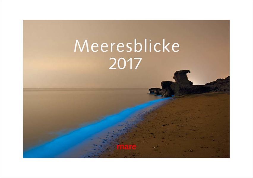 Kalender Meeresblicke 2017 - Coverbild
