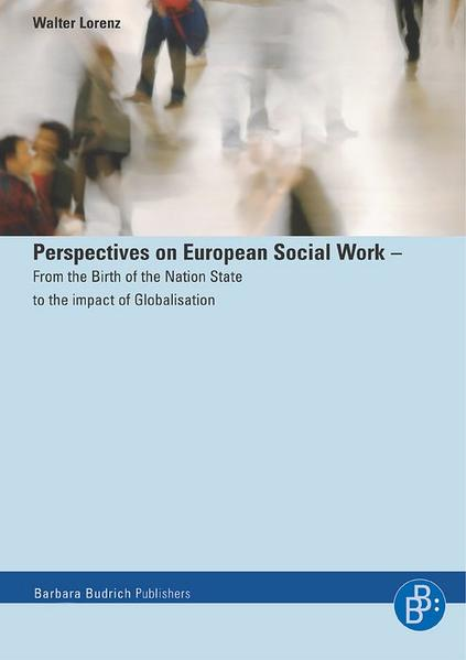 Perspectives on European Social Work - Coverbild