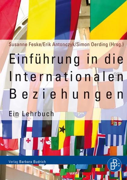 Einführung in die Internationalen Beziehungen - Coverbild