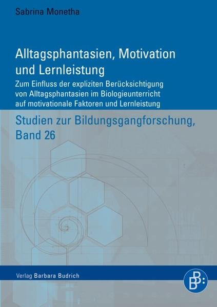 Alltagsphantasien, Motivation und Lernleistung - Coverbild