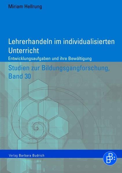 Lehrerhandeln im individualisierten Unterricht - Coverbild
