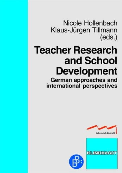 Teacher Research and School Development - Coverbild
