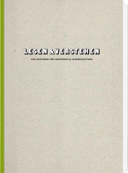 Lesen und Verstehen - Coverbild
