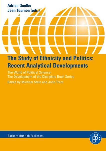 The Study of Ethnicity and Politics - Coverbild