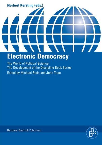 Electronic Democracy - Coverbild