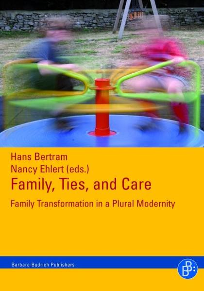 Family, Ties and Care - Coverbild
