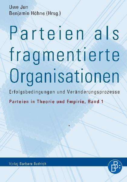 Kostenloses Epub-Buch Parteien als fragmentierte Organisationen