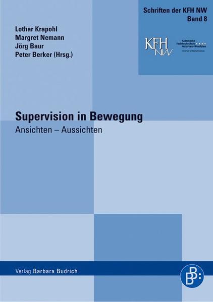 Supervision in Bewegung - Coverbild