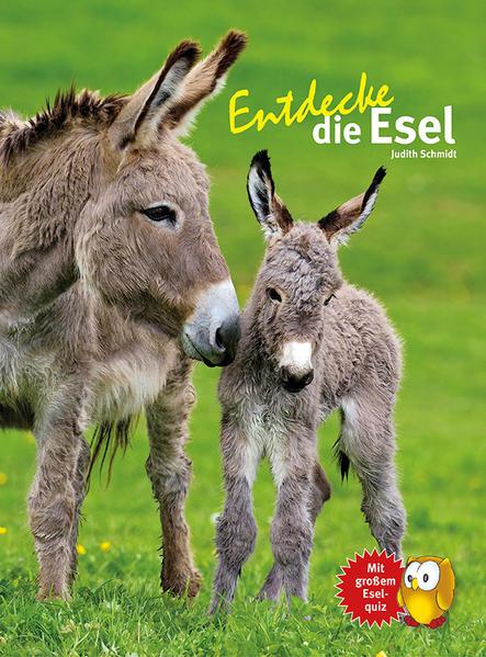 Entdecke die Esel - Coverbild