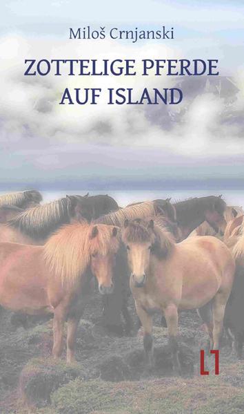Zottelige Pferde auf Island - Coverbild