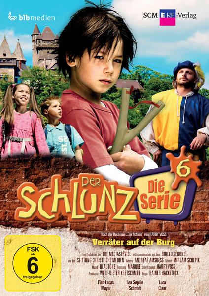 Der Schlunz - Die Serie 6 - Coverbild