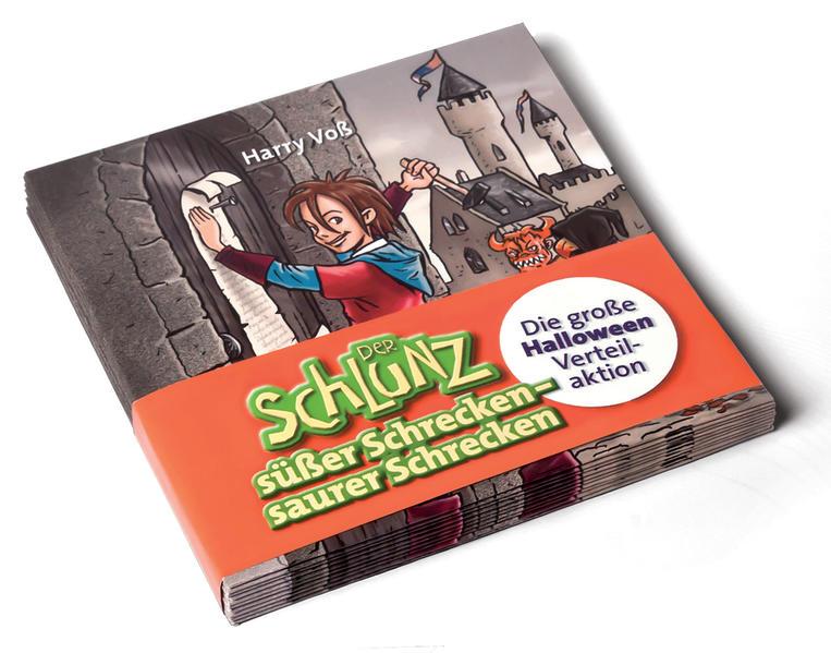 Der Schlunz - Süßer Schrecken, saurer Schrecken, 10er Pack - Coverbild