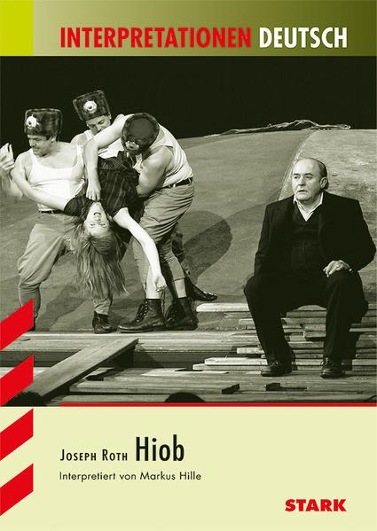 Interpretationen - Deutsch Joseph Roth: Hiob - Coverbild