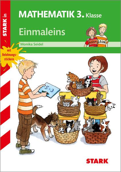 Training Grundschule - Mathematik Einmaleins 3. Klasse - Coverbild