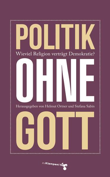 Politik ohne Gott - Coverbild