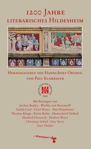 1200 Jahre literarisches Hildesheim - Coverbild