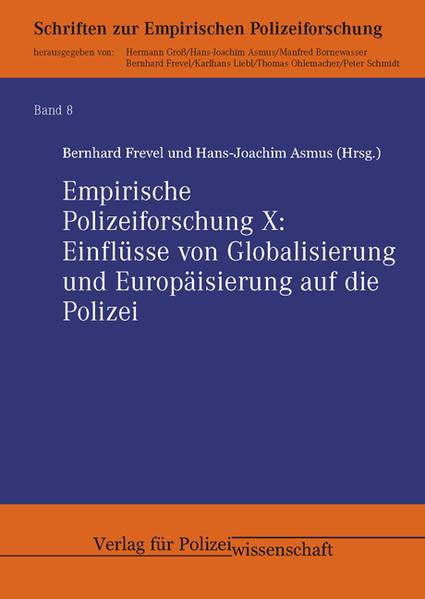 Empirische Polizeiforschung X: - Coverbild