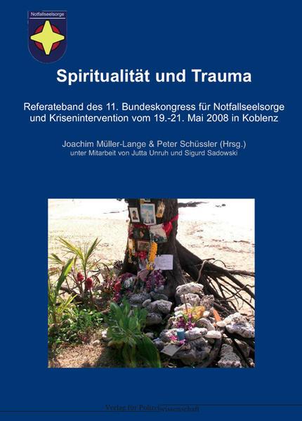Spiritualität und Trauma - Coverbild