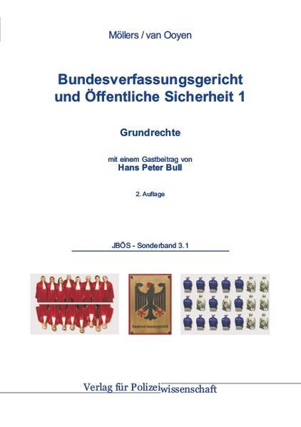 Bundesverfassungsgericht und Öffentliche Sicherheit - Coverbild