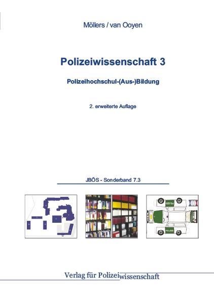 Polizeiwissenschaft - Coverbild