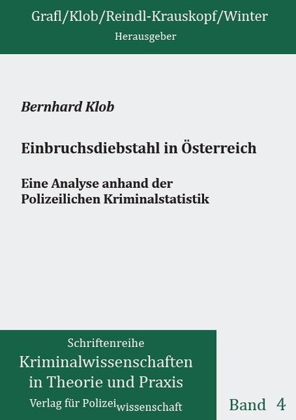 Herunterladen Einbruchsdiebstahl in Österreich Epub