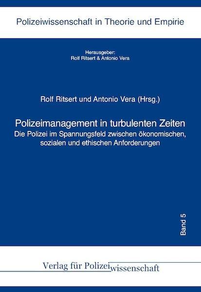 Polizeimanagement in turbulenten Zeiten - Coverbild