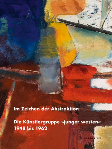 Im Zeichen der Abstraktion - Coverbild