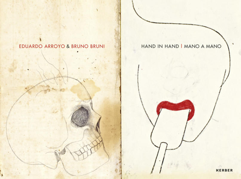 Eduardo Arroyo & Bruno Bruni - Hand in Hand - Coverbild