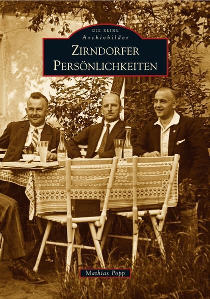 Zirndorfer Persönlichkeiten - Coverbild