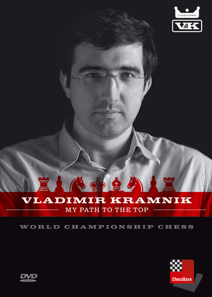 Vladimir Kramnik: My path to the top - Coverbild