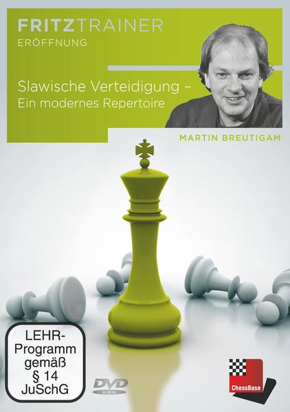 Slawische Verteidigung - Ein modernes Repertoire - Coverbild