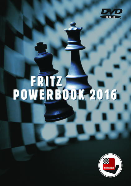 Fritz Powerbook 2016 - Coverbild